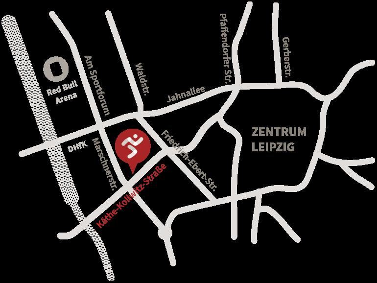 Lage | Käthe-Kollwitz-Straße 34
