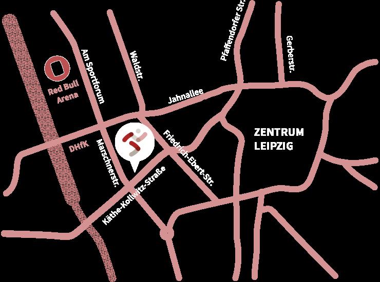Lageplan ASEVIDA